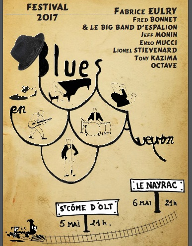 Blues en aveyron