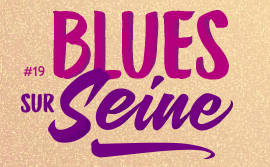 blues sur seine logo